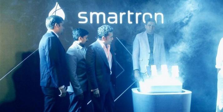 Sachin Tendulkar, Smartron t.phone