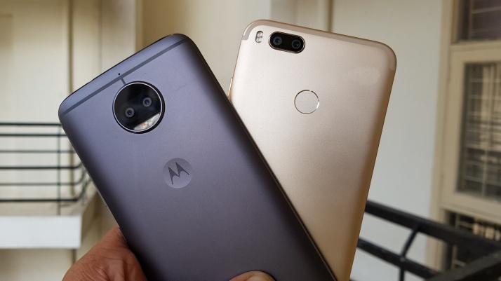 Xiaomi Mi A1 VS Motorola G5S Plus